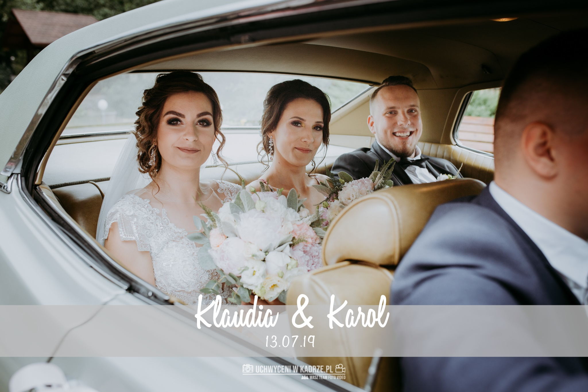 Klaudia & Karol | Reportaż Ślubny + Teledysk Ślubny | Chełm
