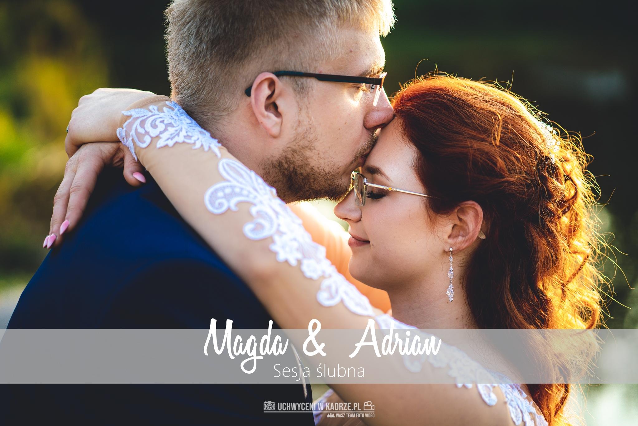 Magda & Adrian | Sesja ślubna w Lublinie