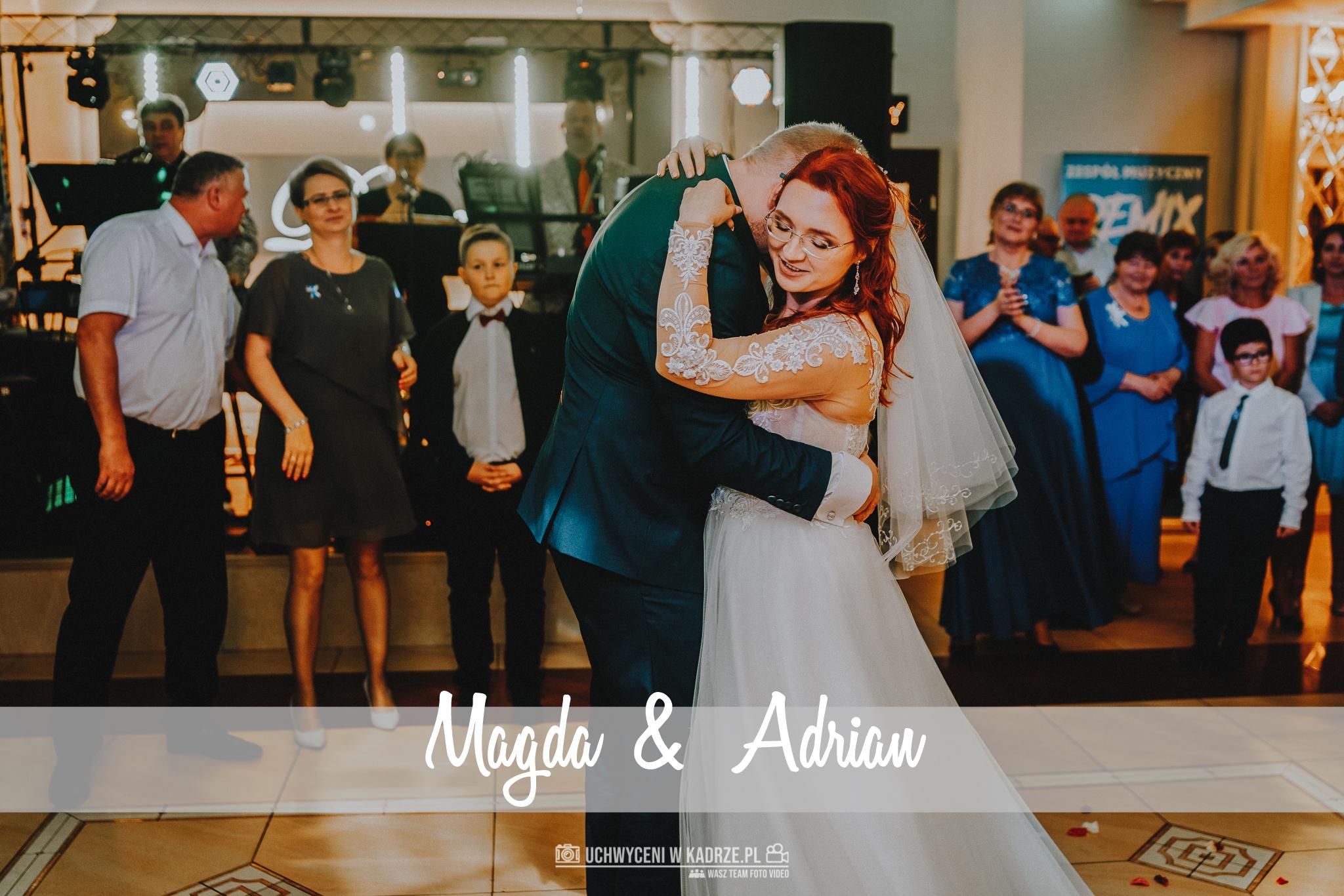 Magda i Adrian | Ślub w Bazylice w Chełmie  | Fotograf na wesele Chełm