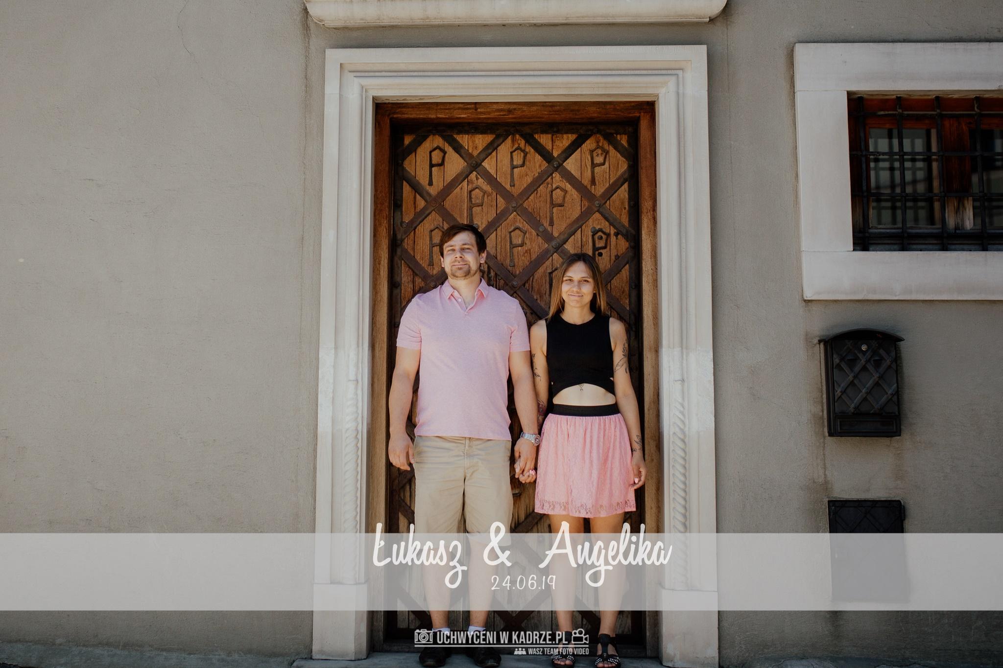 Angelika i Łukasz | Sesja zakochanych | Lublin