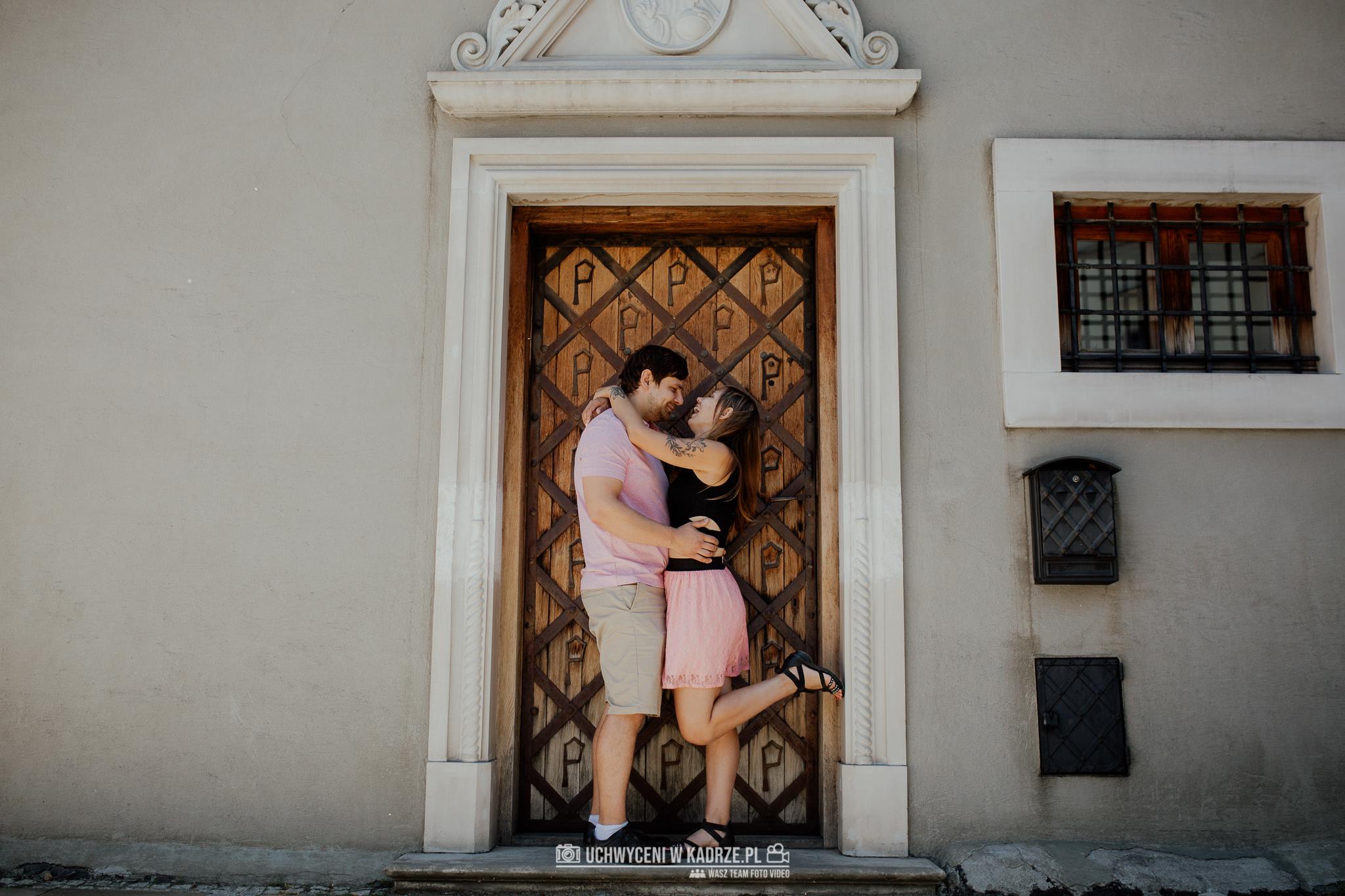 Angelika i Łukasz | Sesja zakochanych Lublin