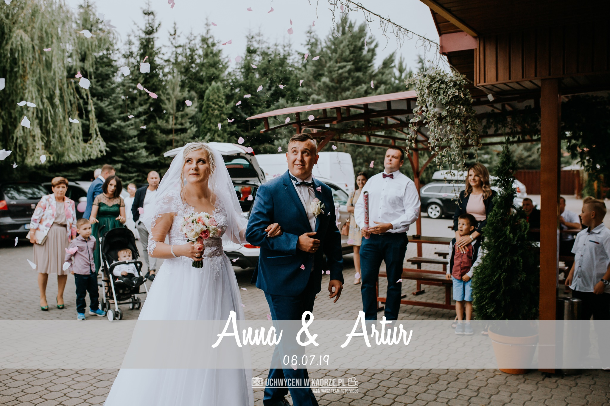 Anna i Artur | Reportaż Ślubny | Chełm
