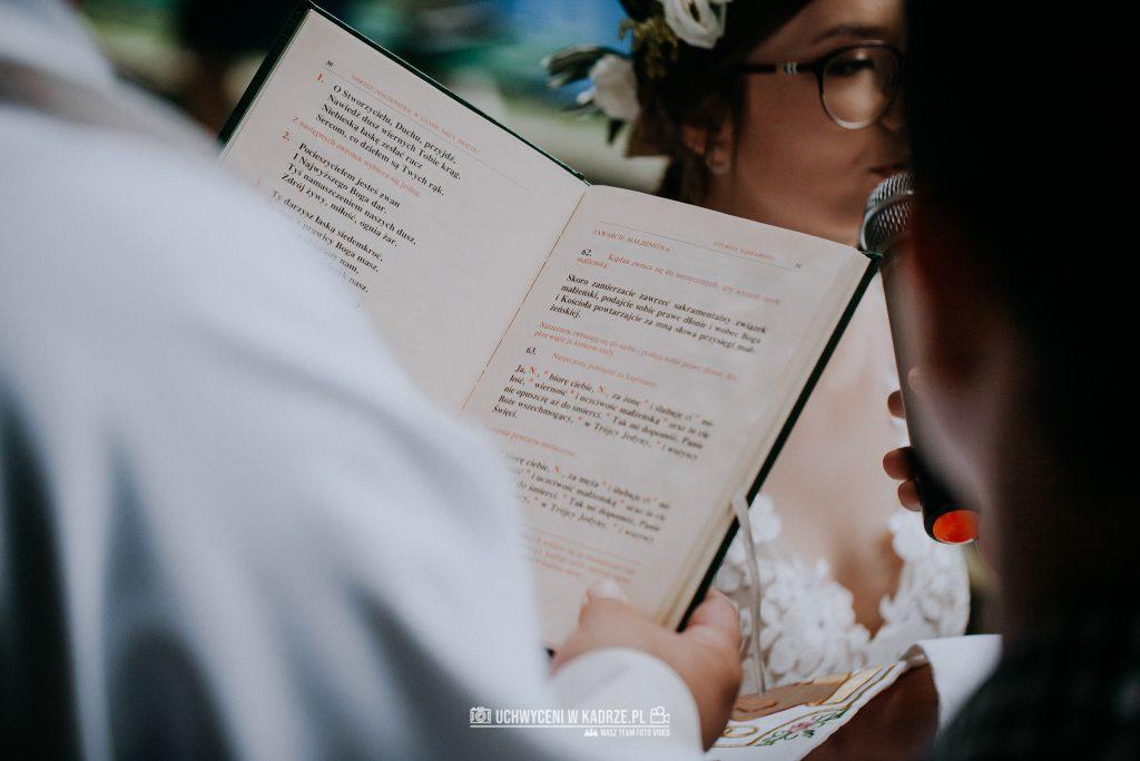 Iza Bartek Ślub w lesie Horyniec Zdrój 103 1024x683 - Plenerowy Ślub w lesie + Teledysk Ślubny | Horyniec Zdrój