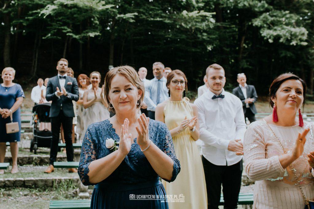 Iza Bartek Ślub w lesie Horyniec Zdrój 116 1024x683 - Plenerowy Ślub w lesie + Teledysk Ślubny | Horyniec Zdrój