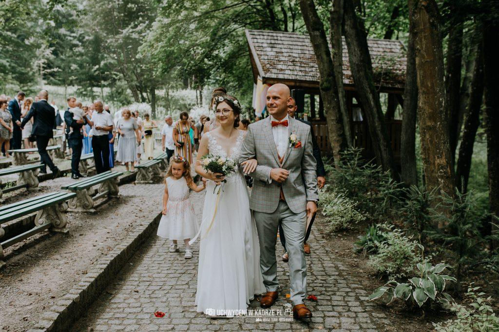 Iza Bartek Ślub w lesie Horyniec Zdrój 132 1024x683 - Plenerowy Ślub w lesie + Teledysk Ślubny | Horyniec Zdrój