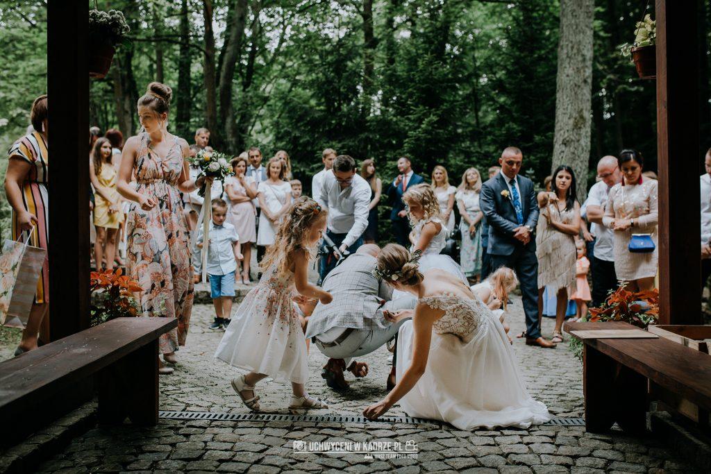 Iza Bartek Ślub w lesie Horyniec Zdrój 136 1024x683 - Plenerowy Ślub w lesie + Teledysk Ślubny | Horyniec Zdrój