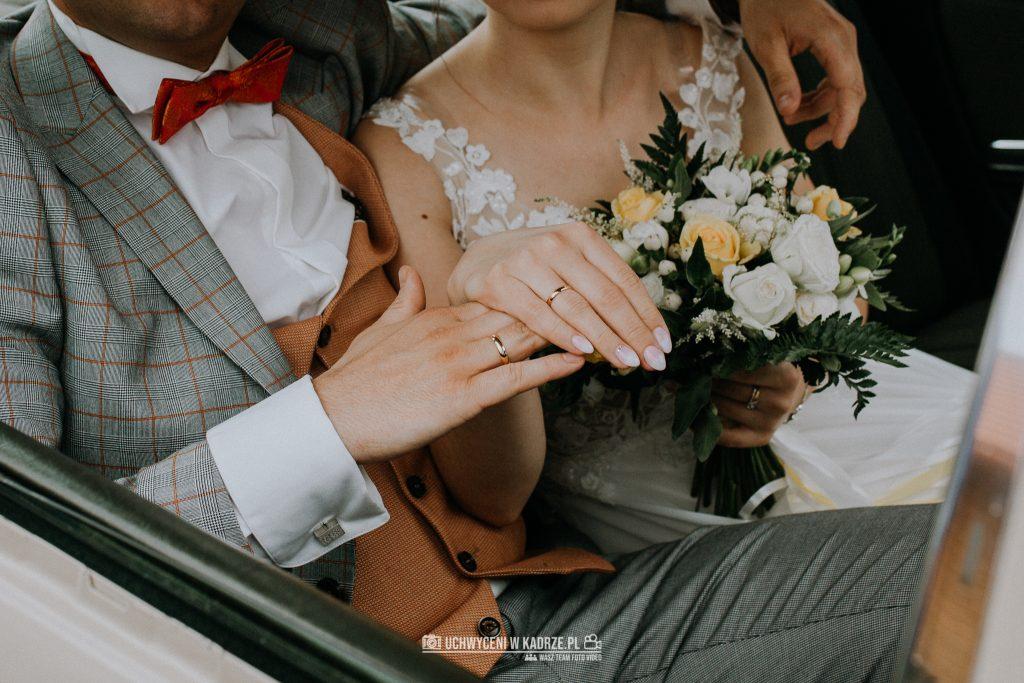 Iza Bartek Ślub w lesie Horyniec Zdrój 171 1024x683 - Plenerowy Ślub w lesie + Teledysk Ślubny | Horyniec Zdrój