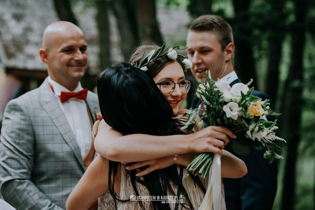 Iza Bartek Ślub w lesie Horyniec Zdrój 83 1024x683 - Plenerowy Ślub w lesie + Teledysk Ślubny | Horyniec Zdrój