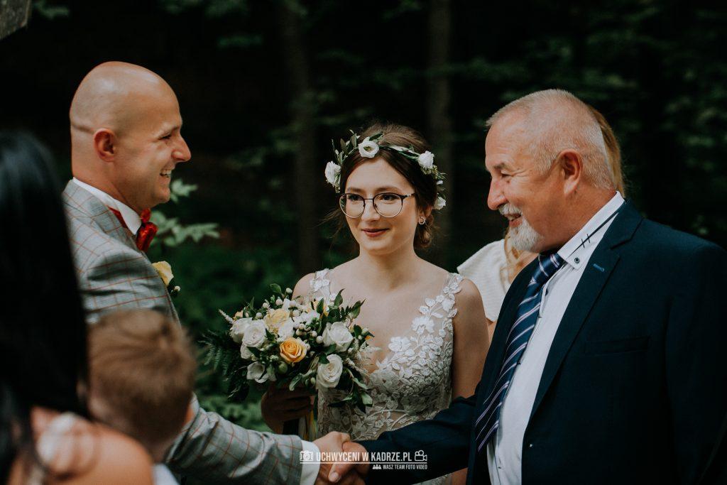 Iza Bartek Ślub w lesie Horyniec Zdrój 84 1024x683 - Plenerowy Ślub w lesie + Teledysk Ślubny | Horyniec Zdrój
