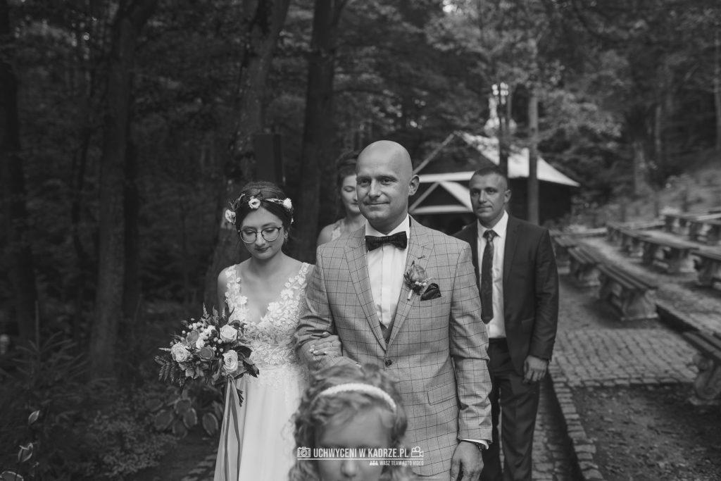 Iza Bartek Ślub w lesie Horyniec Zdrój 87 1024x683 - Plenerowy Ślub w lesie + Teledysk Ślubny | Horyniec Zdrój