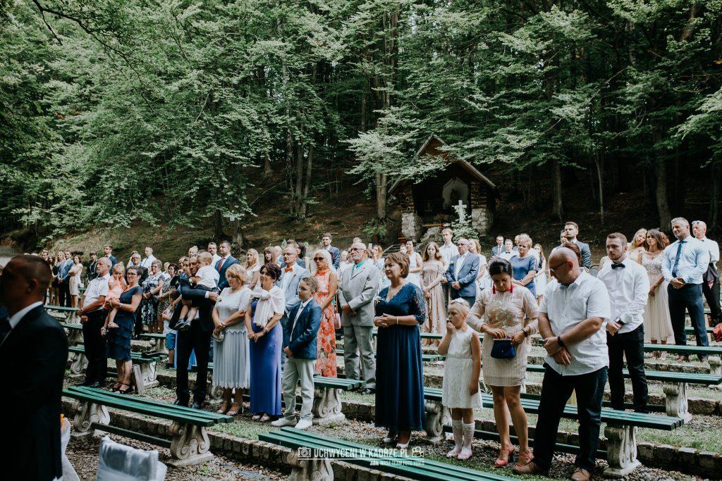 Iza Bartek Ślub w lesie Horyniec Zdrój 89 1024x683 - Plenerowy Ślub w lesie + Teledysk Ślubny | Horyniec Zdrój