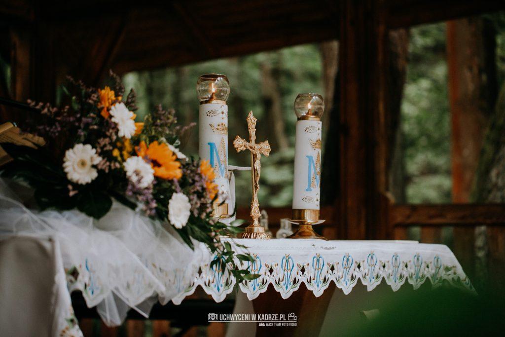Iza Bartek Ślub w lesie Horyniec Zdrój 90 1024x683 - Plenerowy Ślub w lesie + Teledysk Ślubny | Horyniec Zdrój
