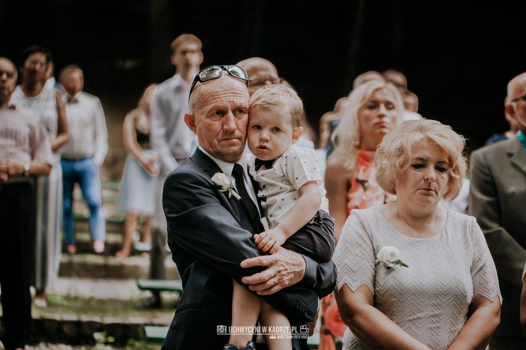 Iza Bartek Ślub w lesie Horyniec Zdrój 97 1024x683 - Plenerowy Ślub w lesie + Teledysk Ślubny | Horyniec Zdrój