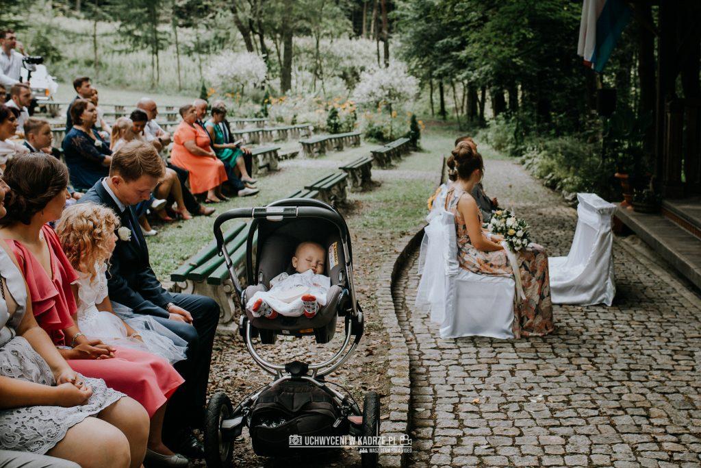 Iza Bartek Ślub w lesie Horyniec Zdrój 98 1024x683 - Plenerowy Ślub w lesie + Teledysk Ślubny | Horyniec Zdrój