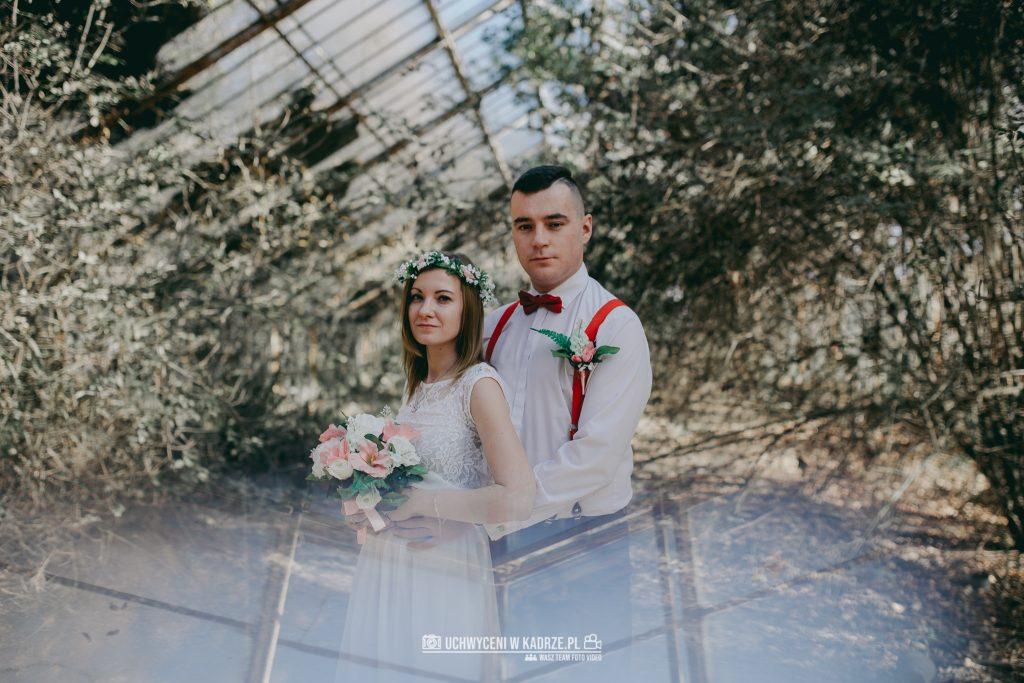 Karolina Michal Sesja Boho 14 1024x683 - Sesja BOHO w opuszczonej szklarni