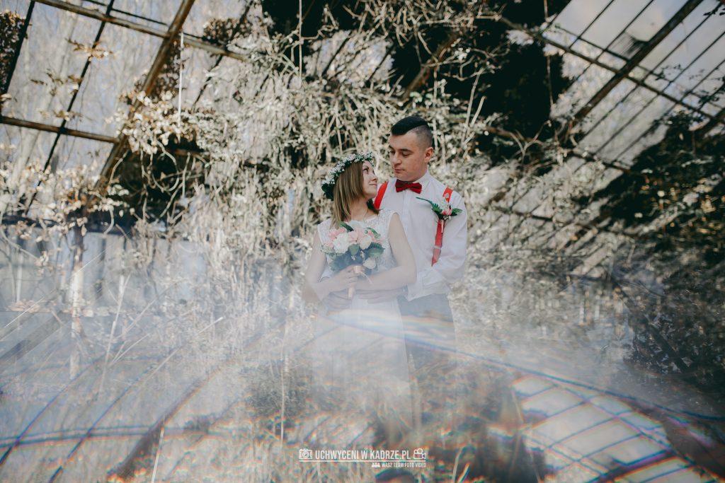 Karolina Michal Sesja Boho 15 1024x683 - Sesja BOHO w opuszczonej szklarni