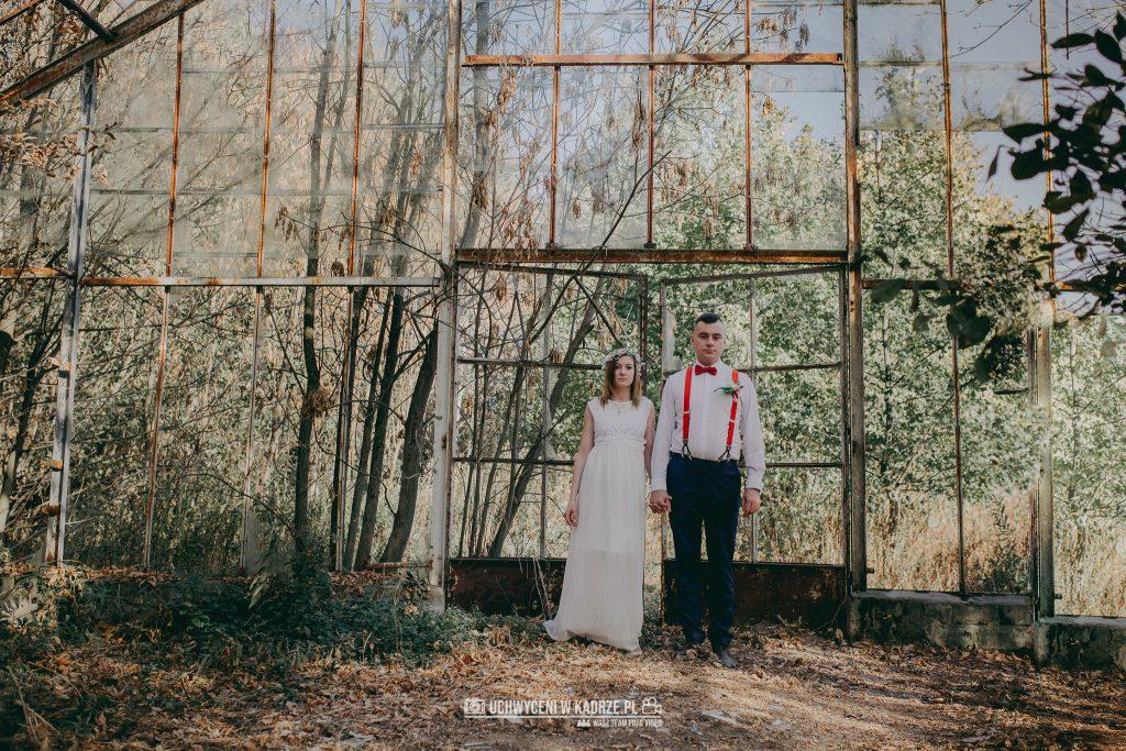 Karolina Michal Sesja Boho 47 1024x683 - Sesja BOHO w opuszczonej szklarni