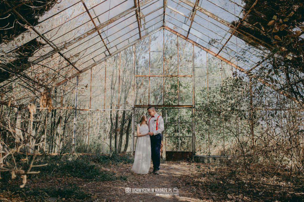 Karolina Michal Sesja Boho 48 1024x683 - Sesja BOHO w opuszczonej szklarni