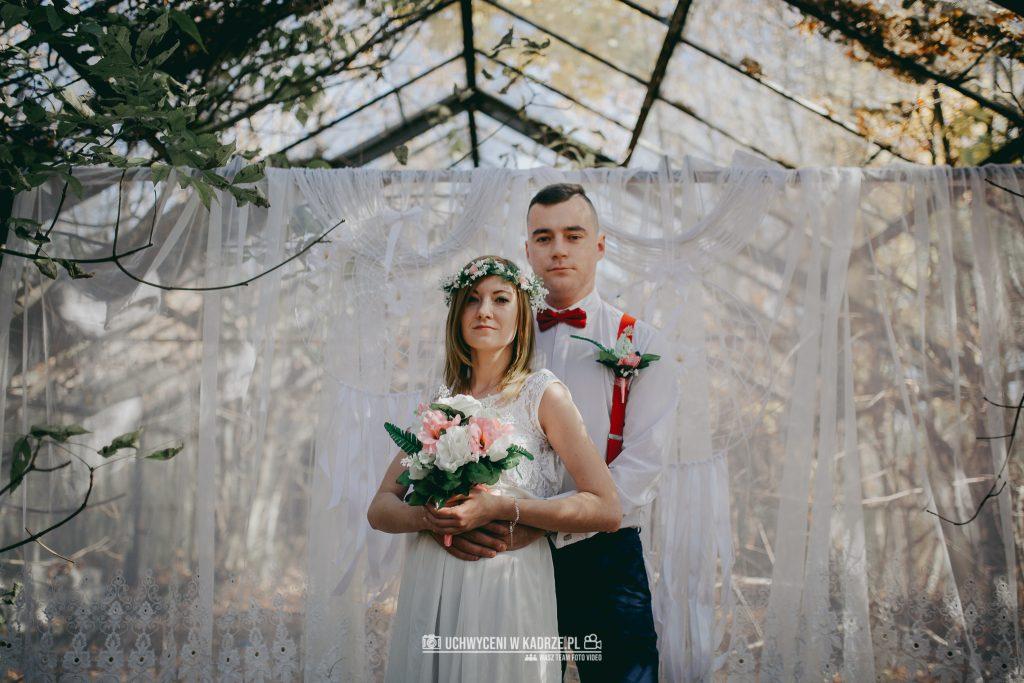 Karolina Michal Sesja Boho 8 1024x683 - Sesja BOHO w opuszczonej szklarni