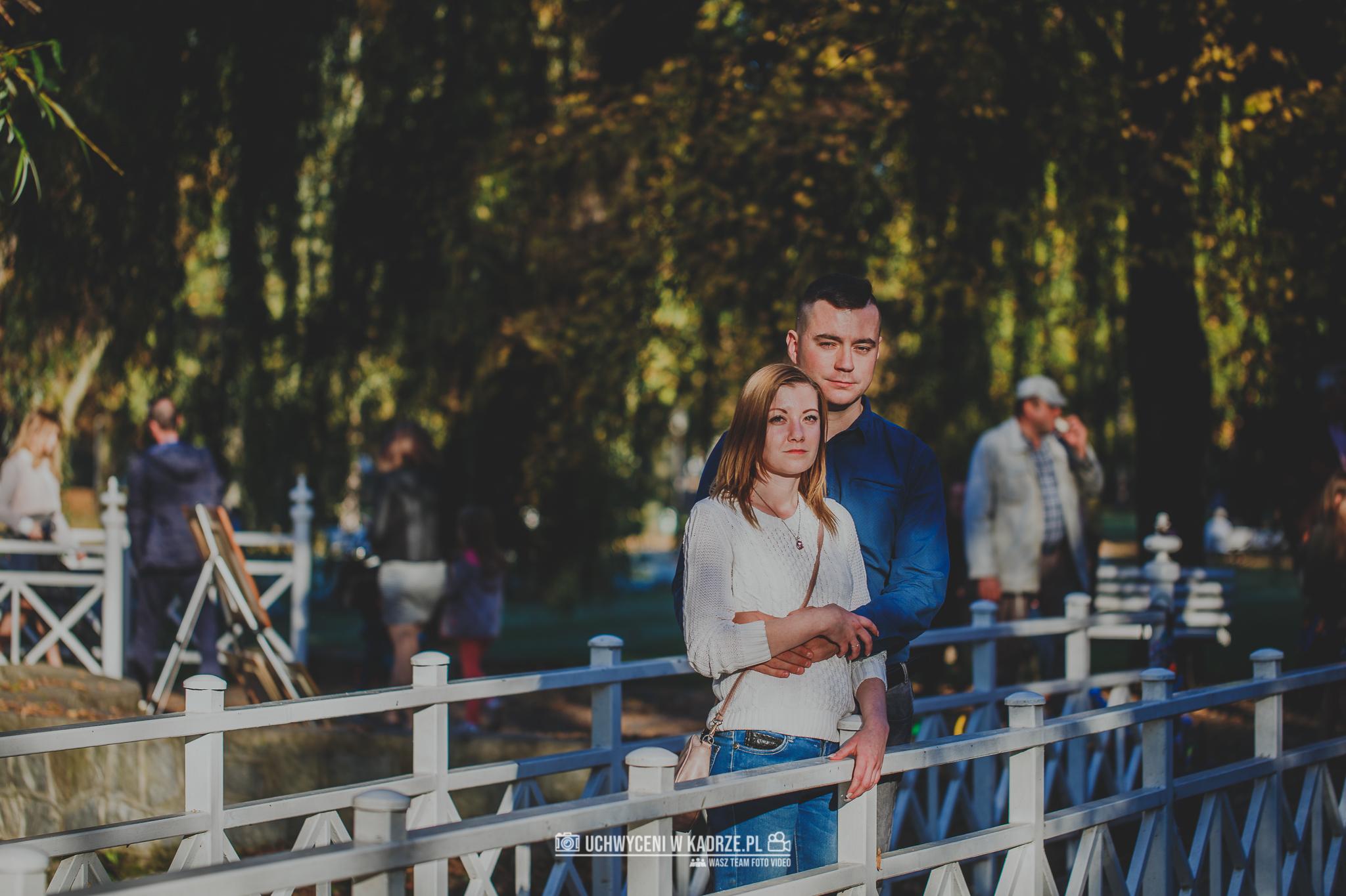 Karolina i Michał | Sesja narzeczeńska | Nałęczów