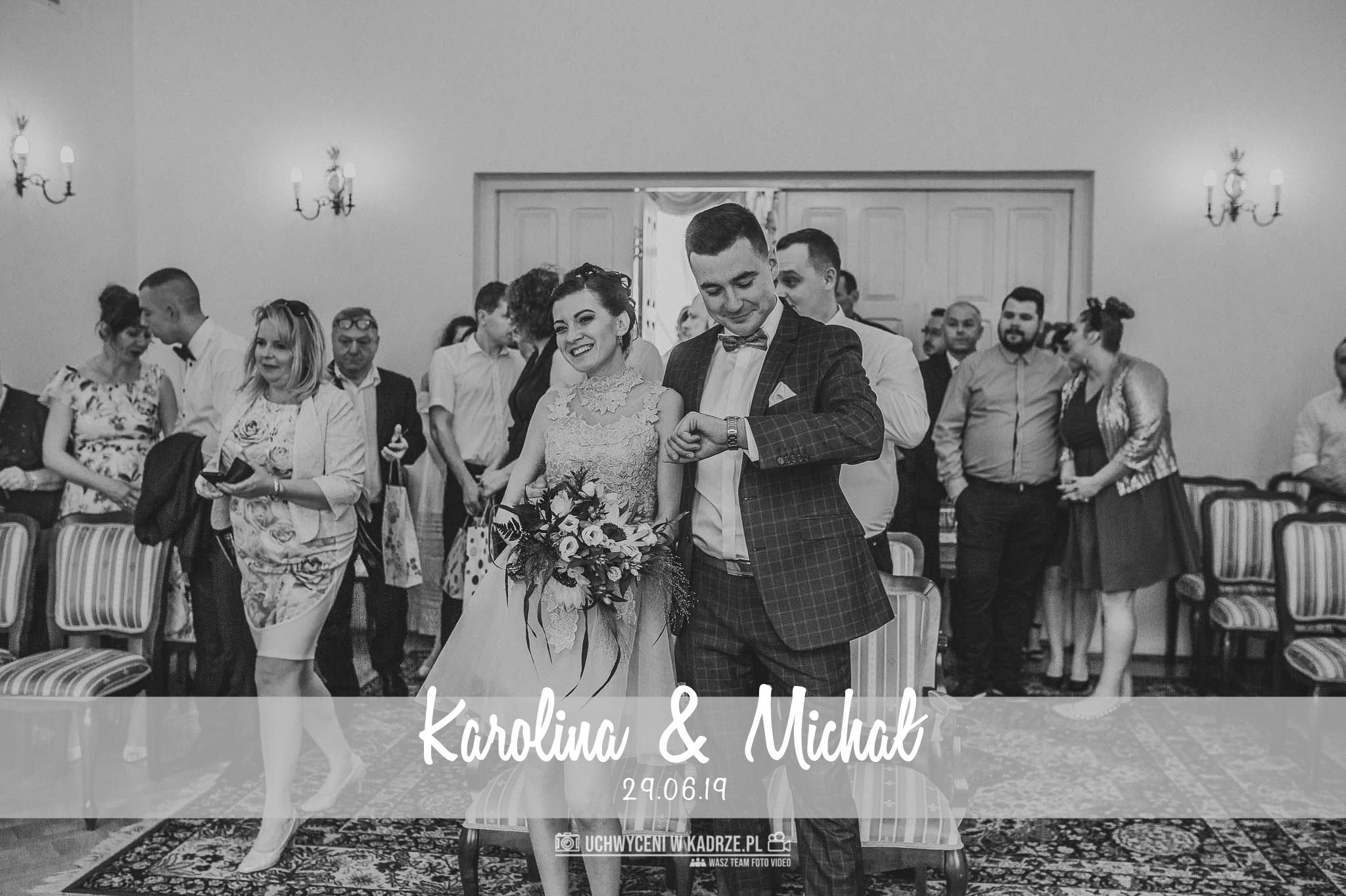 Karolina i Michał | Ślub Cywilny | Chełm