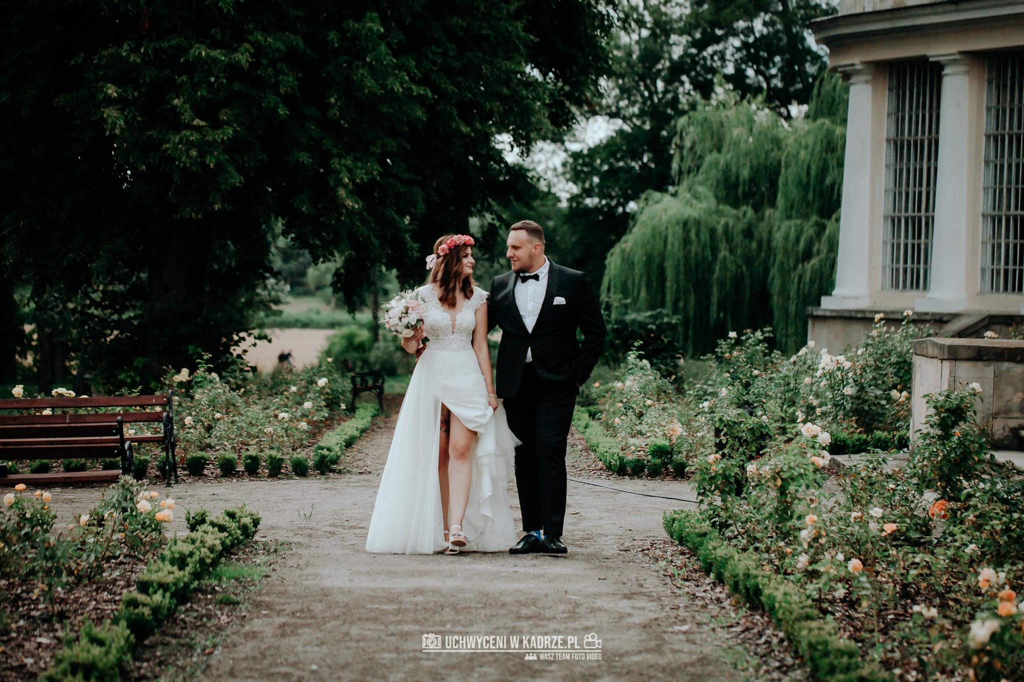 Sesja Ślubna Pałac Zaleskich | Rejowiec