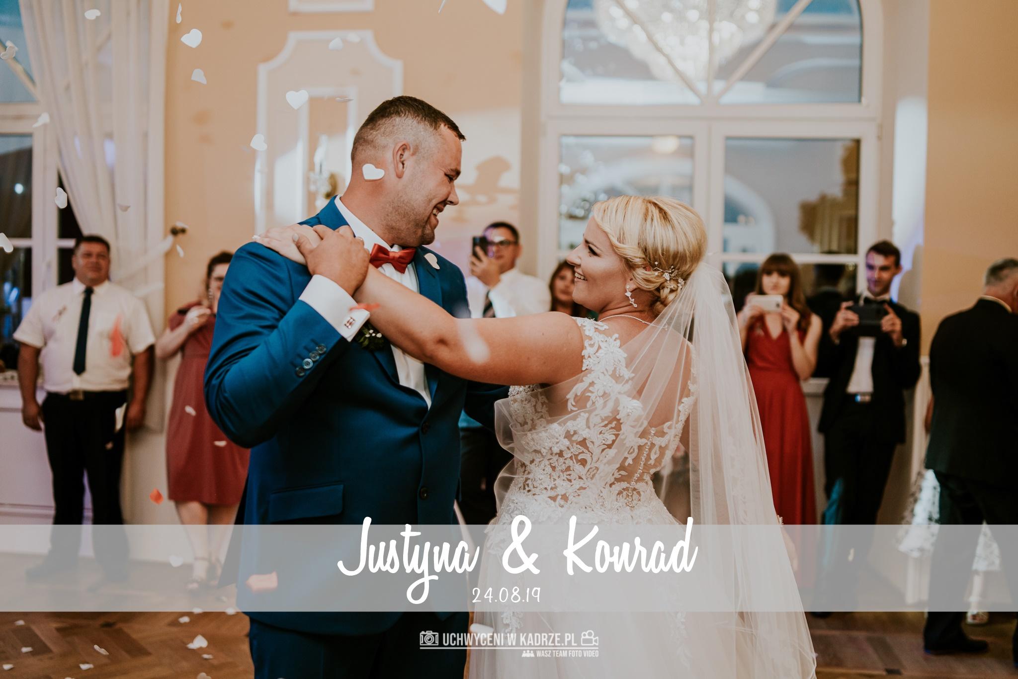 Justyna & Konrad | Fotografia Ślubna w Hrubieszowie