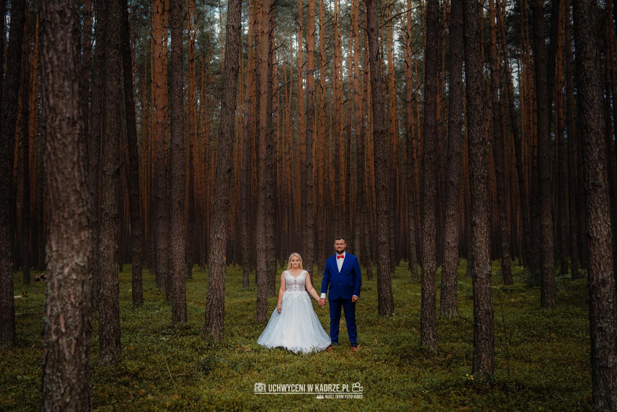 Justyna & Konrad | Sesja plenerowa na Roztoczu
