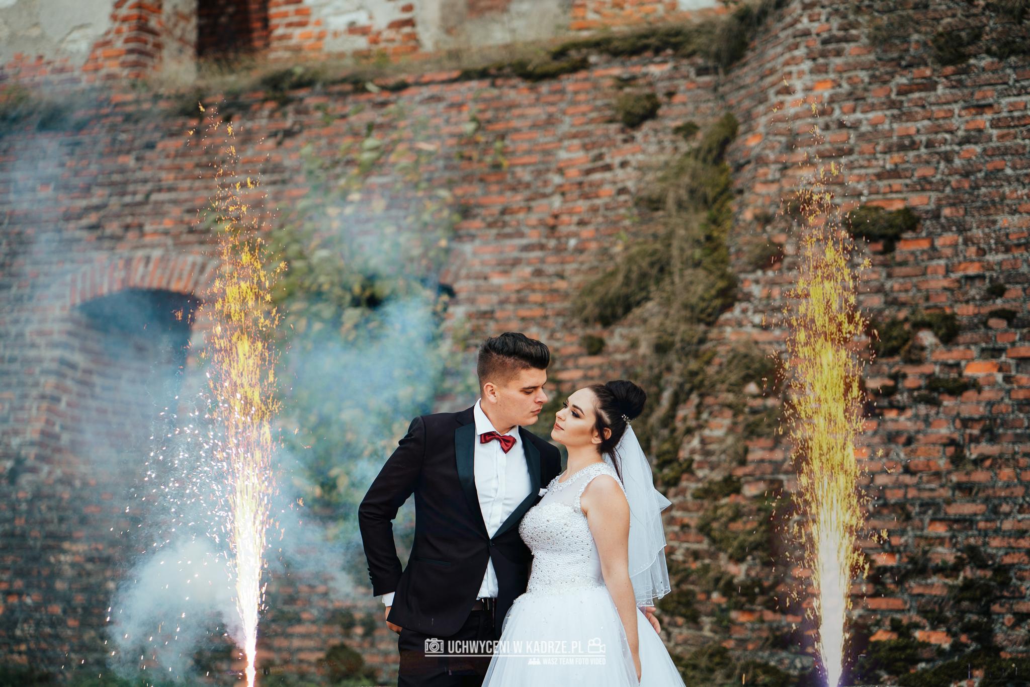 Sesja ślubna w altanie