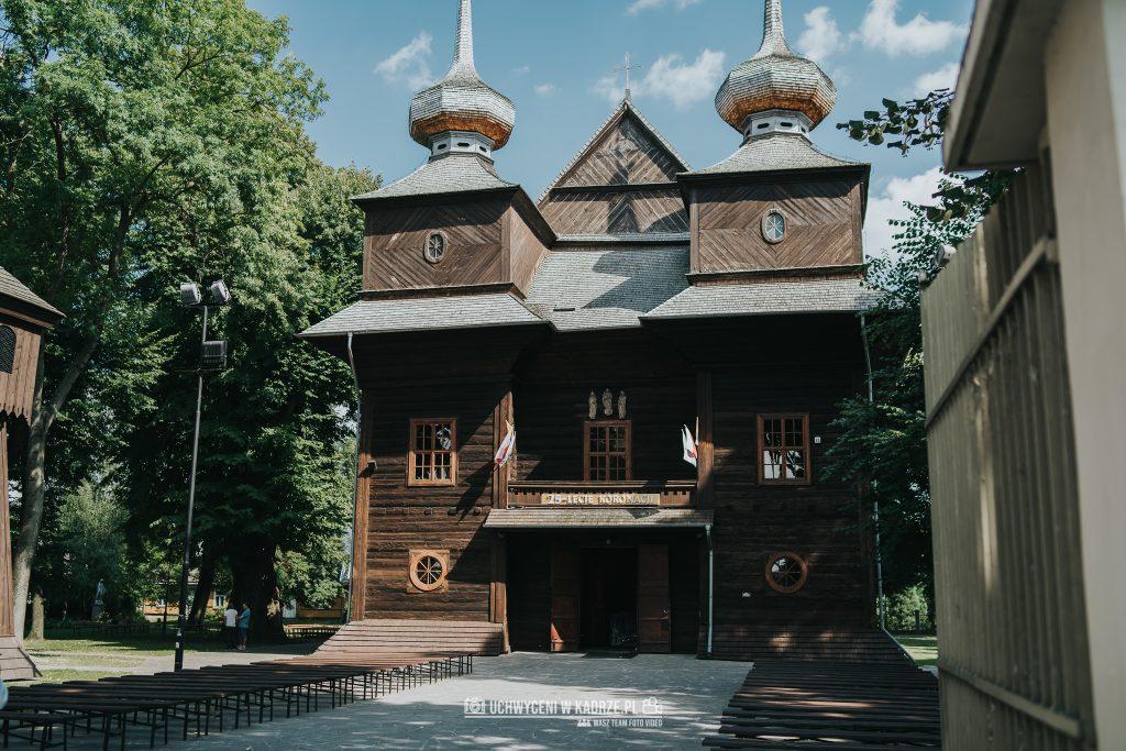 Magdalena Bartłomiej Fotografia Slubna 116 1024x683 - Ślub w zabytkowym drewnianym kościele | Tomaszów Lubelski