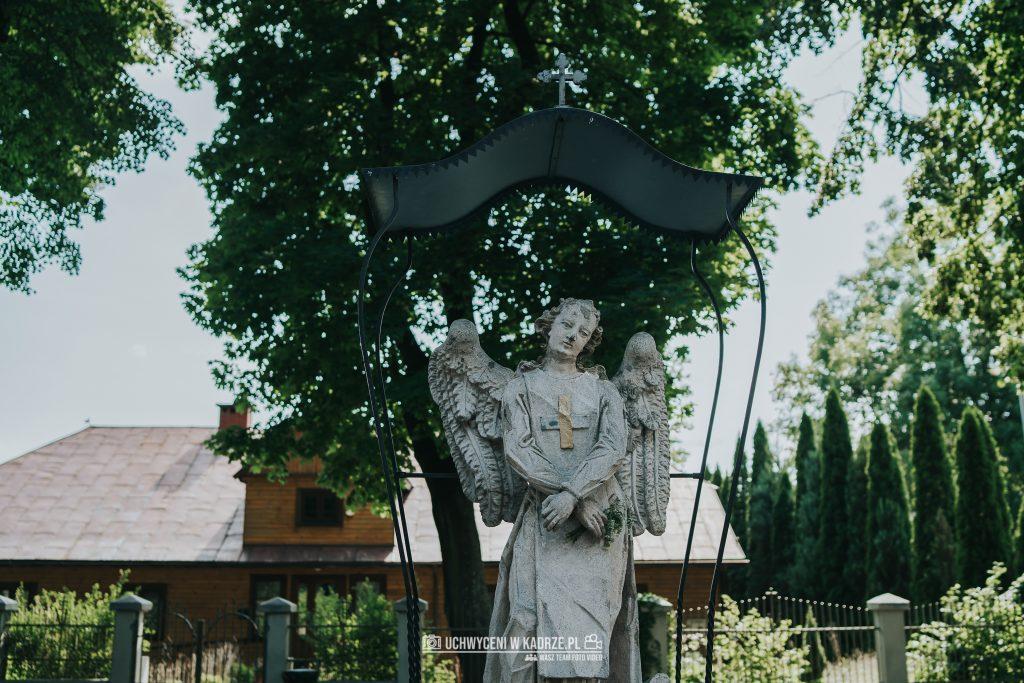 Magdalena Bartłomiej Fotografia Slubna 119 1024x683 - Ślub w zabytkowym drewnianym kościele | Tomaszów Lubelski
