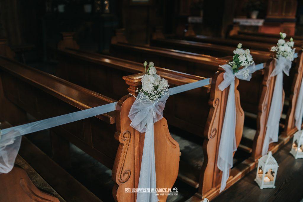 Magdalena Bartłomiej Fotografia Slubna 124 1024x683 - Ślub w zabytkowym drewnianym kościele | Tomaszów Lubelski