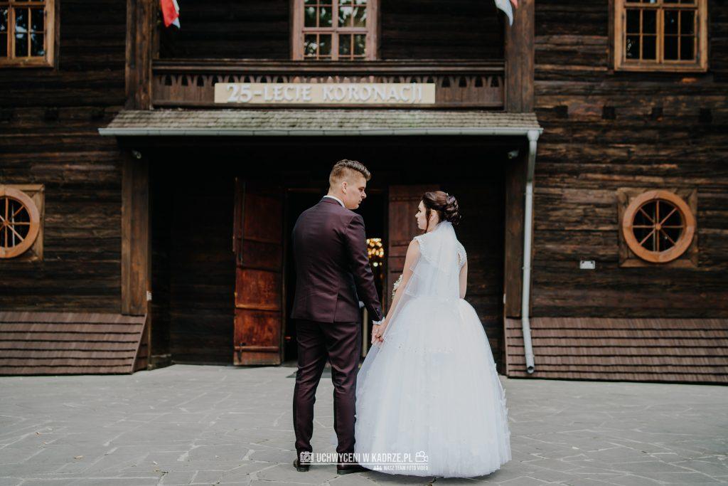 Magdalena Bartłomiej Fotografia Slubna 129 1024x683 - Ślub w zabytkowym drewnianym kościele | Tomaszów Lubelski