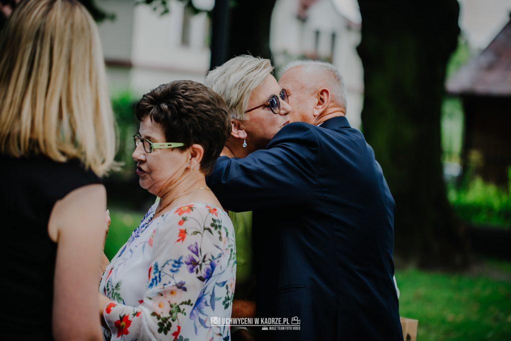 Magdalena Bartłomiej Fotografia Slubna 131 1024x683 - Ślub w zabytkowym drewnianym kościele | Tomaszów Lubelski