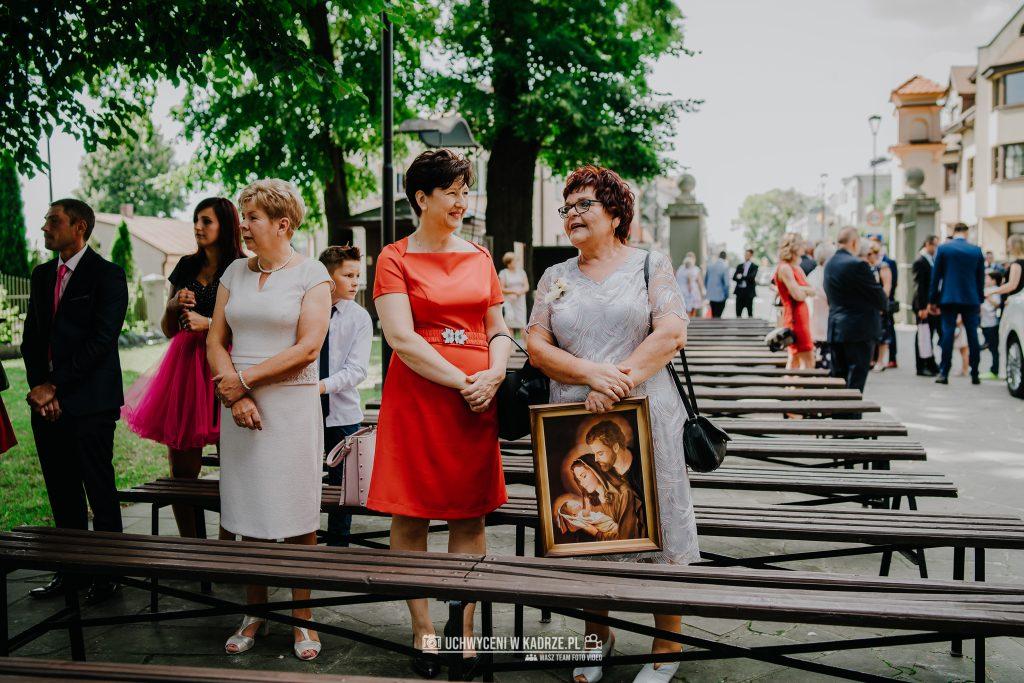 Magdalena Bartłomiej Fotografia Slubna 140 1024x683 - Ślub w zabytkowym drewnianym kościele | Tomaszów Lubelski