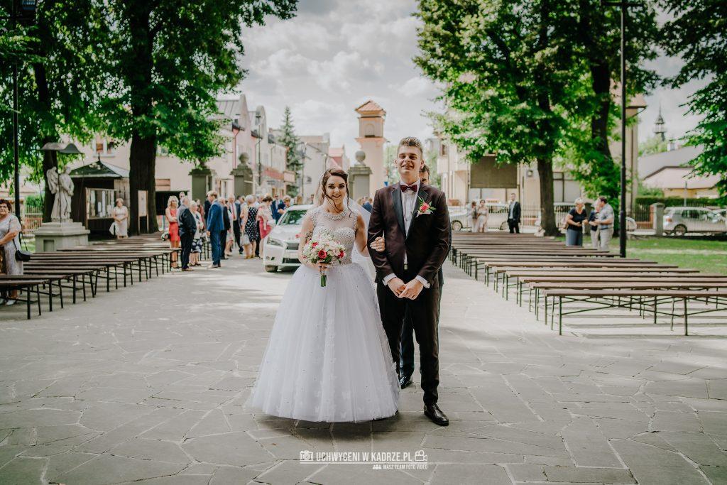 Magdalena Bartłomiej Fotografia Slubna 143 1024x683 - Ślub w zabytkowym drewnianym kościele | Tomaszów Lubelski