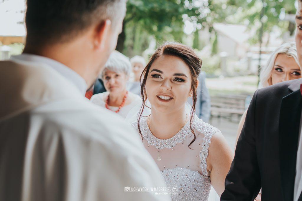 Magdalena Bartłomiej Fotografia Slubna 149 1024x683 - Ślub w zabytkowym drewnianym kościele | Tomaszów Lubelski
