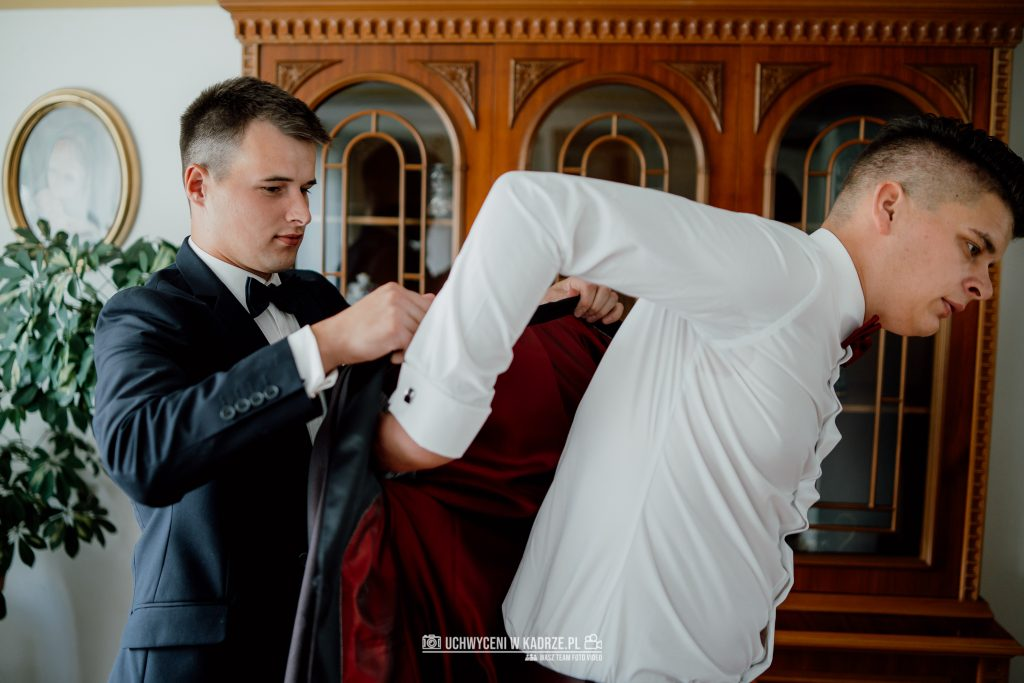 Magdalena Bartłomiej Fotografia Slubna 15 1024x683 - Ślub w zabytkowym drewnianym kościele | Tomaszów Lubelski