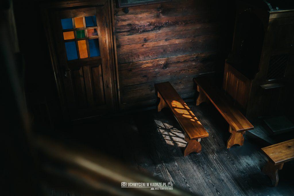 Magdalena Bartłomiej Fotografia Slubna 157 1024x683 - Ślub w zabytkowym drewnianym kościele | Tomaszów Lubelski