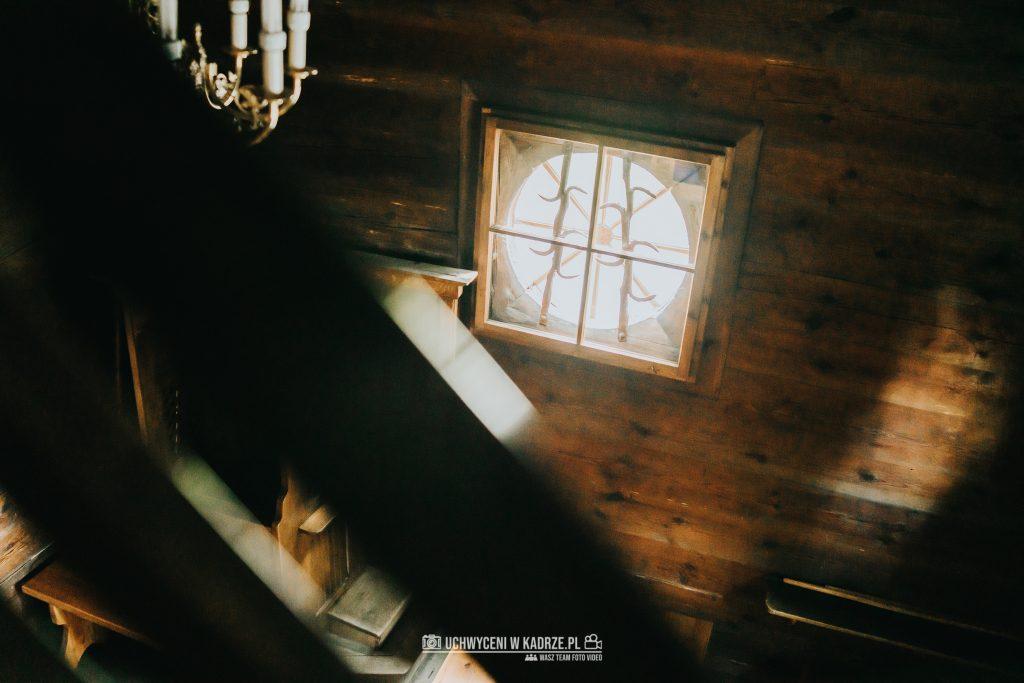 Magdalena Bartłomiej Fotografia Slubna 158 1024x683 - Ślub w zabytkowym drewnianym kościele | Tomaszów Lubelski