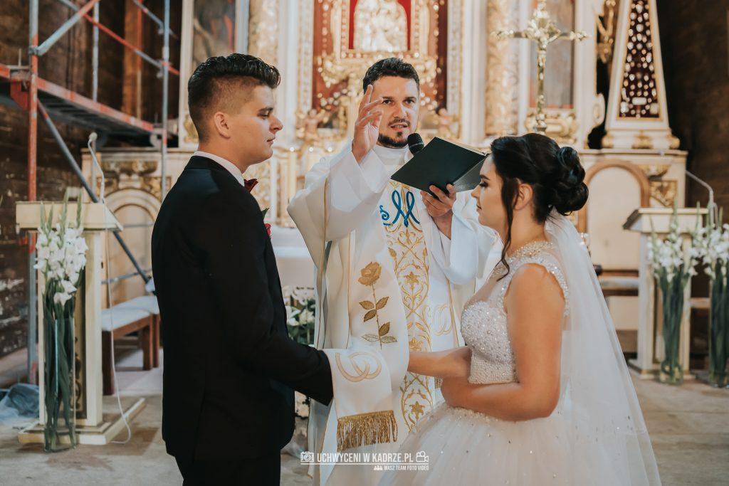 Magdalena Bartłomiej Fotografia Slubna 168 1024x683 - Ślub w zabytkowym drewnianym kościele | Tomaszów Lubelski
