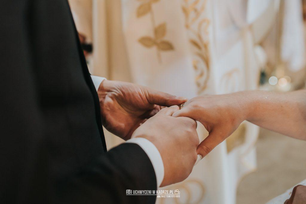 Magdalena Bartłomiej Fotografia Slubna 169 1024x683 - Ślub w zabytkowym drewnianym kościele | Tomaszów Lubelski