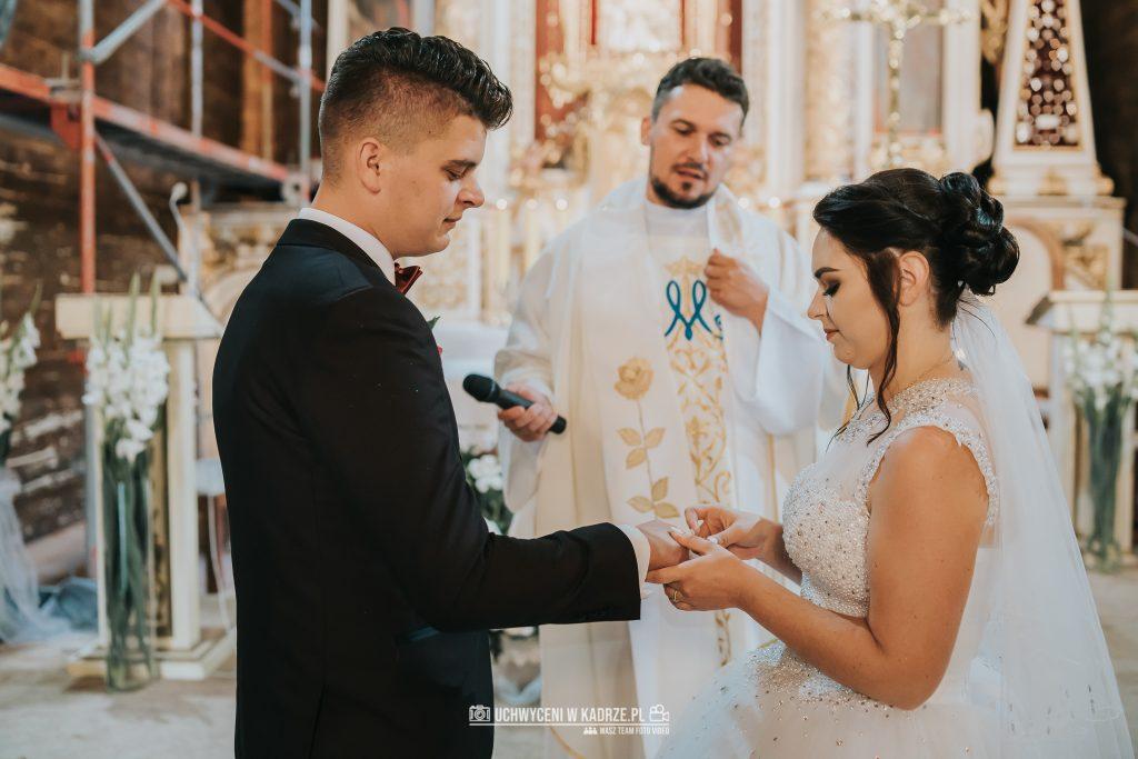 Magdalena Bartłomiej Fotografia Slubna 172 1024x683 - Ślub w zabytkowym drewnianym kościele | Tomaszów Lubelski