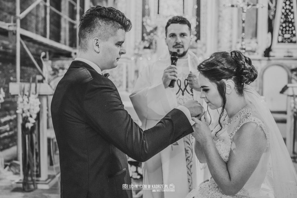 Magdalena Bartłomiej Fotografia Slubna 174 1024x683 - Ślub w zabytkowym drewnianym kościele | Tomaszów Lubelski