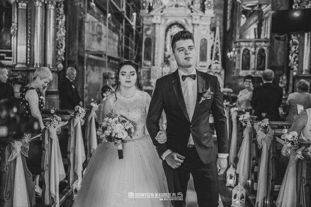 Magdalena Bartłomiej Fotografia Slubna 191 1024x683 - Ślub w zabytkowym drewnianym kościele | Tomaszów Lubelski
