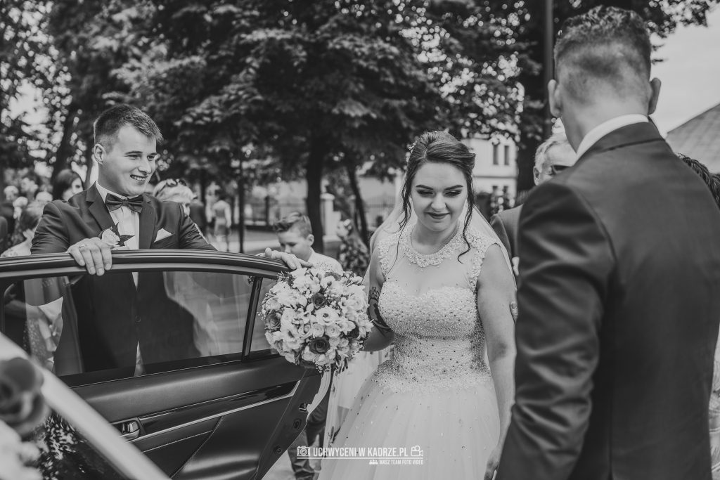 Magdalena Bartłomiej Fotografia Slubna 199 1024x683 - Ślub w zabytkowym drewnianym kościele | Tomaszów Lubelski