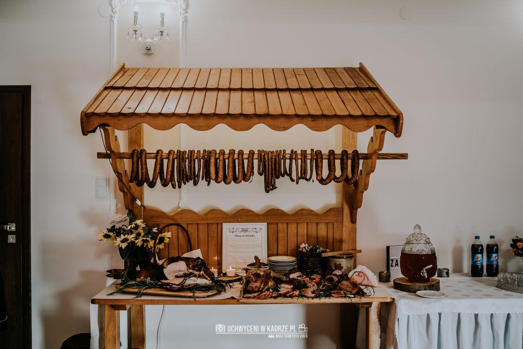 Magdalena Bartłomiej Fotografia Slubna 205 1024x683 - Ślub w zabytkowym drewnianym kościele | Tomaszów Lubelski