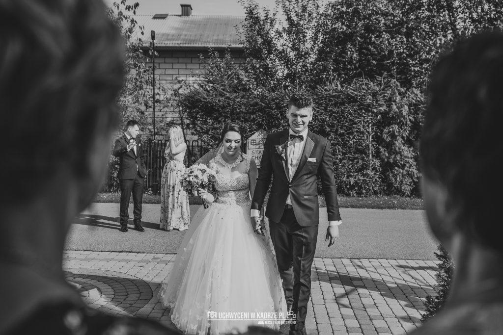 Magdalena Bartłomiej Fotografia Slubna 219 1024x683 - Ślub w zabytkowym drewnianym kościele | Tomaszów Lubelski