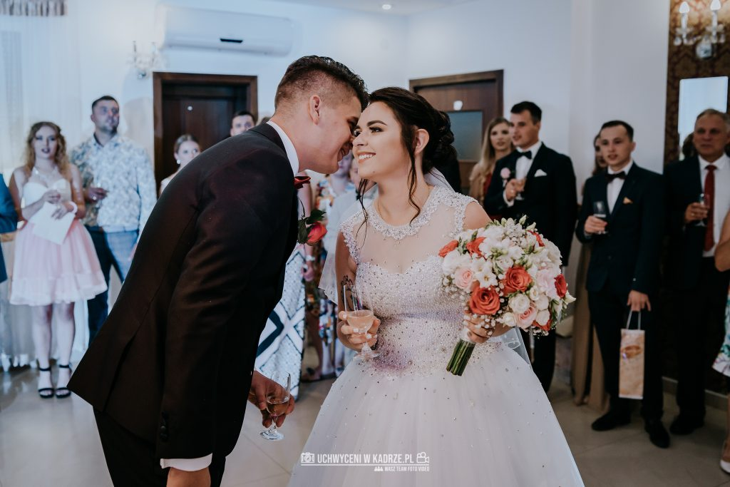 Magdalena Bartłomiej Fotografia Slubna 231 1024x683 - Ślub w zabytkowym drewnianym kościele | Tomaszów Lubelski