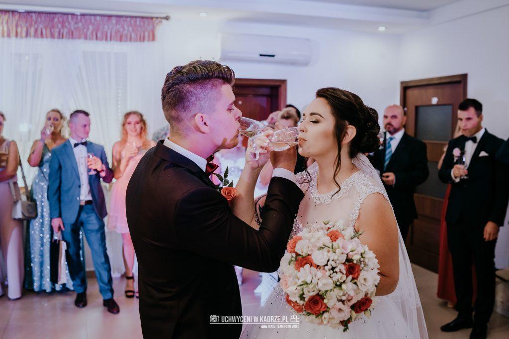 Magdalena Bartłomiej Fotografia Slubna 232 1024x683 - Ślub w zabytkowym drewnianym kościele | Tomaszów Lubelski